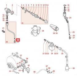 Уплотнитель ORM 0050-15 EPDM, 12662000