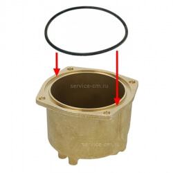 Уплотнитель 04350 EPDM 3.53 мм- ø 88.50 мм, 099748