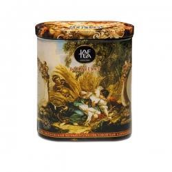 Чай JAF TEA Искушение, черный чай крупнолистовой орхидея, 150 г