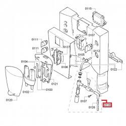 Автоматический капучинатор, Bosch, 00428251