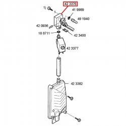 Держатель для электромагнитного клапана, 00423376