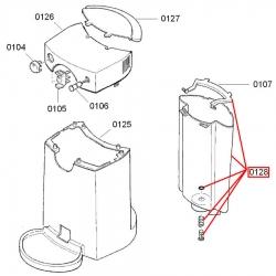 Контейнер воды для кофеварки Bosch Barino TCA 4101, 00492264