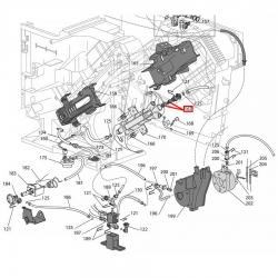 Штуцер парового бойлера ETAM36.365, 5513216741