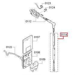 Вспениватель молока (трубка капучинатора) для кофемашины, для TES5.., 00656988