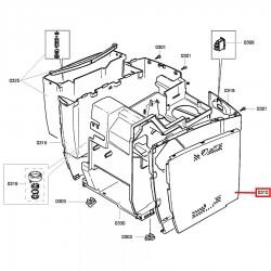 Дверца заварочного узла Bosch TCA52-54, Siemens TK52-58, 00662901
