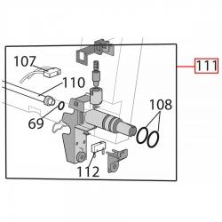 Штуцер распределения пара Delonghi ETAM 29, 36, 7313244181