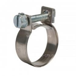 Хомут мини W2 нерж. сталь 8-10 мм, 81022112