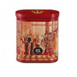 Чай JAF TEA Коронация, черный чай крупнолистовой, 200 г