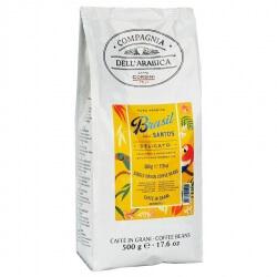 Кофе в зернах Dell Arabica Brasil, 500 г