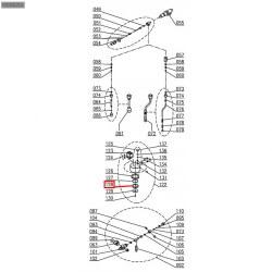 Диффузор группы раздачи ø 58,5 мм - 7,5 мм BFC, Fiorenzato, Grimac, Pavoni, 4650083