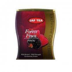 Чай JAF TEA Лесные ягоды, черный чай крупнолистовой, 250 г