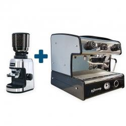 Кофемашина La Spaziale S2 EP (1 группа) + кофемолка ACC PR M-50