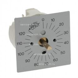 Таймер механический 120 мин. 16(4) A 250 В, 125°C, шток ø 6х4,6мм, 3446004