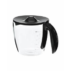 Стеклянная колба кофеварок TKA6003V, TKA6631, TKA6033, TKA6643, 00647068