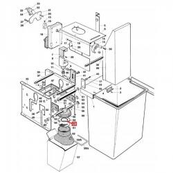 Уплотнитель OR 03143, ø 41,38x36,14x2,62 мм, EPDM, 5027619