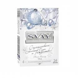 Чай Svay New Year ассорти Classic Variety, в пирамидках, 24х2,5 г