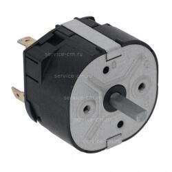 Таймер механический 15 мин. 16(4) A 250 В, 125°C, шток  ø 6х4,6мм, 3446137