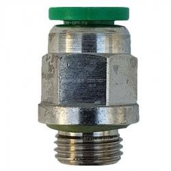 Переходник ø 3.2 мм M - трубка ø 6 мм, 251086