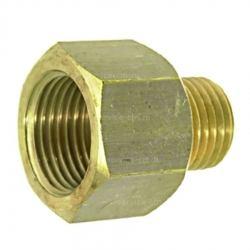 Переходник наружная ø 6.4 мм - внутренняя 9.6 мм, 1349127