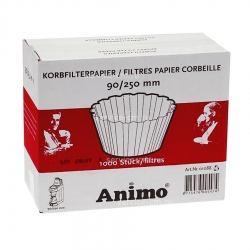 Фильтр бумажный для кофеварок ø 90/250 мм, 1000 шт, Animo, 01088