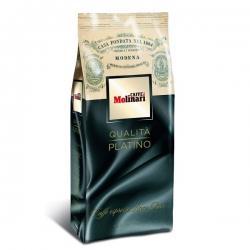 Кофе Molinari Qualita Platino, в зернах, 1 кг