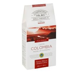Кофе молотый Dell Arabica Colombia, 250 г