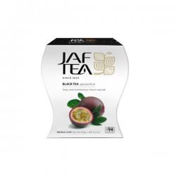 Чай JAF TEA Маракуйя, черный чай крупнолистовой, 100 г